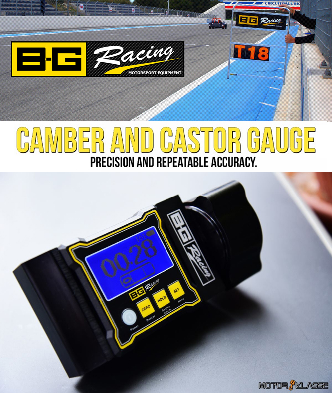 Camber and Castor Digital Gauge