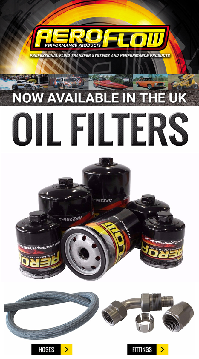 Aeroflow Performance Oil Filters