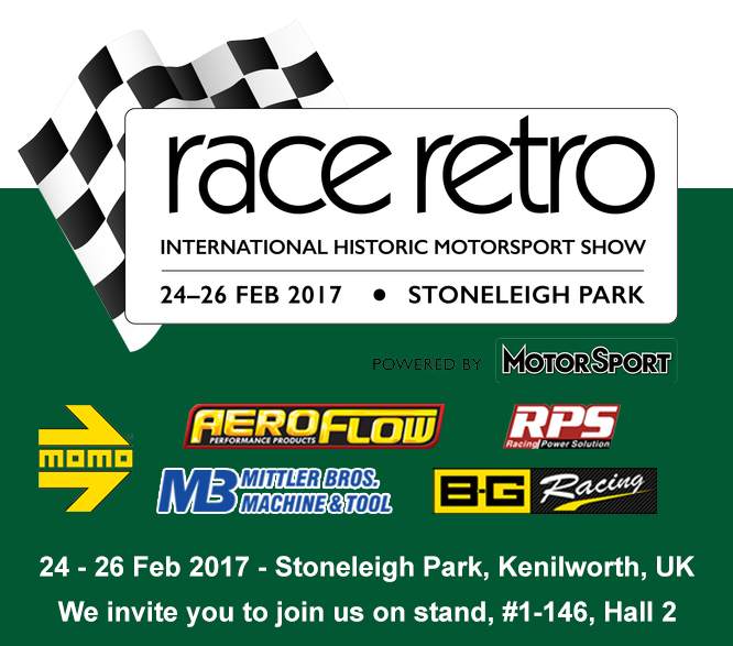 Race Retro - International Histroric Motorsport Show