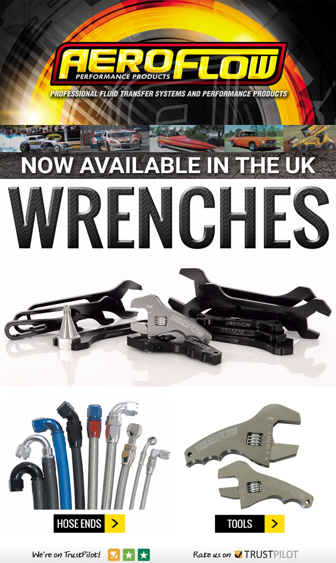 Aeroflow Wrenches